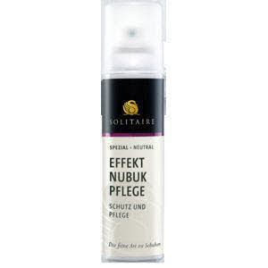 Solitaire Effekt Nubuk Spray neutral 150ml - Bild 1